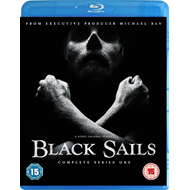 Black Sails - Sesong 1 (UK-import) (BLU-RAY)