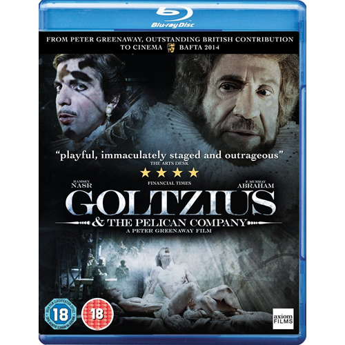 Goltzius And The Pelican Company (UK-import) (BLU-RAY)