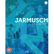 Jim Jarmusch Collection (UK-import) (BLU-RAY)
