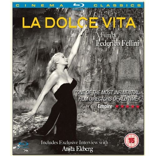 La Dolce Vita (UK-import) (BLU-RAY)