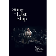 Produktbilde for Sting - The Last Ship (UK-import) (BLU-RAY)