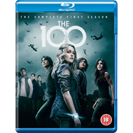 The 100 - Sesong 1 (UK-import) (BLU-RAY)
