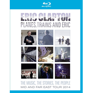Eric Clapton - Planes, Trains & Eric (UK-import) (BLU-RAY)