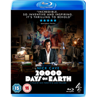 Nick Cave - 20.000 Days On Earth (UK-import) (BLU-RAY)
