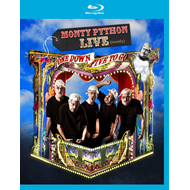 Monty Python - Live (Mostly), One Down Five To Go (BLU-RAY)