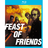 The Doors - Feast Of Friends (UK-import) (BLU-RAY)