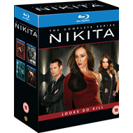 Nikita - The Complete Series (UK-import) (BLU-RAY)