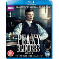 Peaky Blinders - Sesong 2 (UK-import) (BLU-RAY)