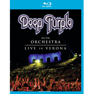 Deep Purple - Live In Verona (UK-import) (BLU-RAY)