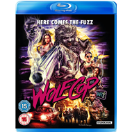 Wolfcop (UK-import) (BLU-RAY)