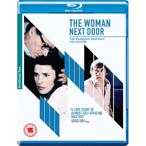 The Woman Next Door (UK-import) (BLU-RAY)