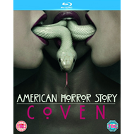 American Horror Story: Coven - Sesong 3 (UK-import) (BLU-RAY)