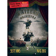 Kaizers Orchestra - Siste Dans (BLU-RAY)