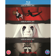 American Horror Story - Seasons 1 - 3 (UK-import) (BLU-RAY)