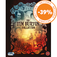 Produktbilde for The Tim Burton Collection (BLU-RAY)