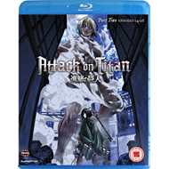 Attack On Titan - Part 2 (UK-import) (BLU-RAY)