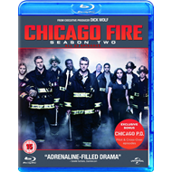 Chicago Fire - Sesong 2 (UK-import) (BLU-RAY)