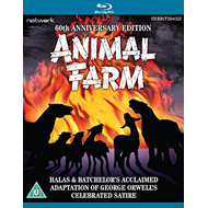 Animal Farm - 60th Anniversary Edition (UK-import) (BLU-RAY)