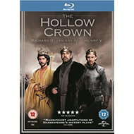 The Hollow Crown (UK-import) (BLU-RAY)
