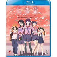Bakemonogatari - Box Set (UK-import) (BLU-RAY)