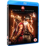 Street Fighter - Assassin's Fist (UK-import) (BLU-RAY)