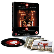 Street Fighter - Assassin's Fist - Limited Edition Steelbook (UK-import) (BLU-RAY)