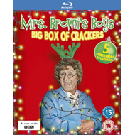 Mrs. Brown's Boys - Big Box Of Crackers (UK-import) (BLU-RAY)