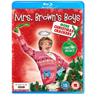 Mrs. Brown's Boys - More Christmas Crackers (UK-import) (BLU-RAY)