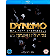 Dynamo - Magician Impossible / A-Z Of Dynamo (UK-import) (BLU-RAY)