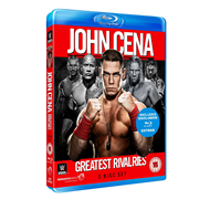 WWE: John Cena's Greatest Rivalries (UK-import) (BLU-RAY)