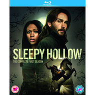 Sleepy Hollow - Sesong 1 (UK-import) (BLU-RAY)