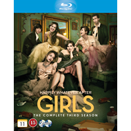 Girls - Sesong 3 (BLU-RAY)