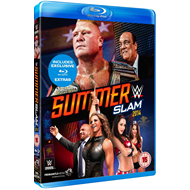 WWE: Summerslam 2014 (UK-import) (BLU-RAY)