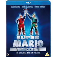 Super Mario Bros: The Motion Picture (UK-import) (BLU-RAY)
