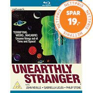Unearthly Stranger (UK-import) (BLU-RAY)