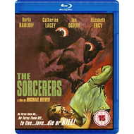 The Sorcerers (UK-import) (BLU-RAY)