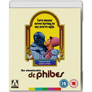 The Abominable Dr. Phibes (UK-import) (BLU-RAY)