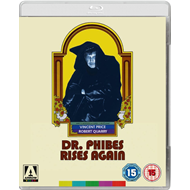 Dr. Phibes Rises Again (UK-import) (BLU-RAY)
