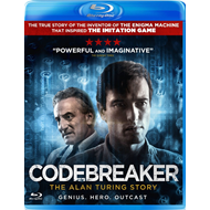 Codebreaker: The Alan Turing Story (UK-import) (BLU-RAY)