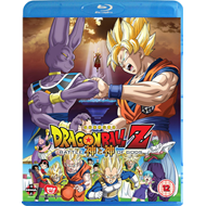 Dragon Ball Z: Battle Of Gods (UK-import) (BLU-RAY)