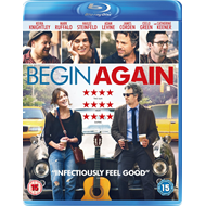Begin Again (UK-import) (BLU-RAY)