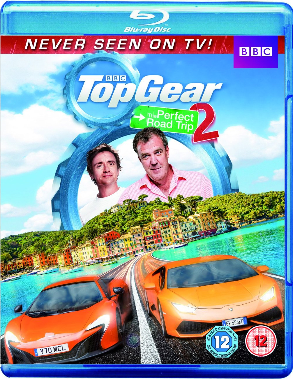 top gear the perfect road trip 2 uk import. Black Bedroom Furniture Sets. Home Design Ideas