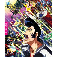 Space Dandy - Box # 1 - Collectors Edition (UK-import) (BLU-RAY)
