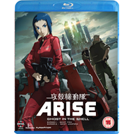 Ghost In The Shell Arise: Borders - Parts 1 & 2 (UK-import) (BLU-RAY)