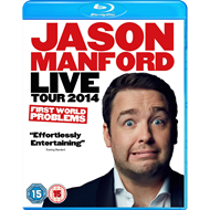 Jason Manford - First World Problems (UK-import) (BLU-RAY)