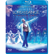 Flatley: Lord Of The Dance - Dangerous Games (UK-import) (BLU-RAY)