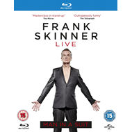 Frank Skinner  - Man In A Suit (UK-import) (BLU-RAY)