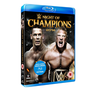 WWE: Night Of Champions 2014 (UK-import) (BLU-RAY)