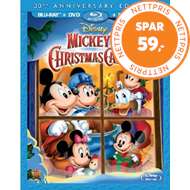 Produktbilde for Mickey's Christmas Carol - 30th Anniversary Edition (BLU-RAY)