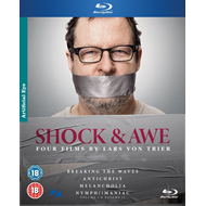 Shock & Awe - Four Film By Lars Von Trier (UK-import) (BLU-RAY)